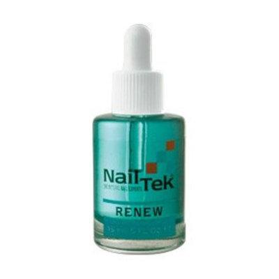 Nail Tek Renew Nailtek Renew Natural Cuticle Oil with Tea Tree, 0.5 Fluid Ounce