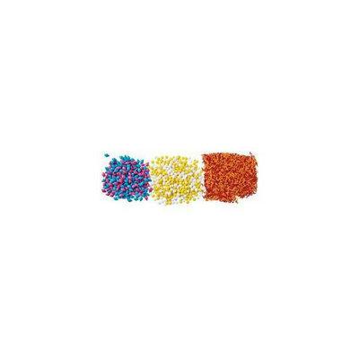 Wilton 489804 People Pops Sprinkle Set 3. 83 Ounces 3-Pkg-Diamonds-Jimmies-Circles
