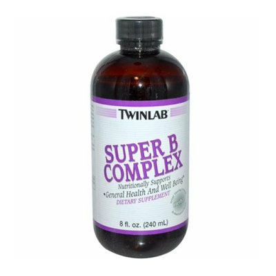Twinlab Super B Complex Herbal Formula 8 fl oz