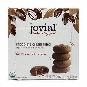 Jovial Cream Filled Cookies