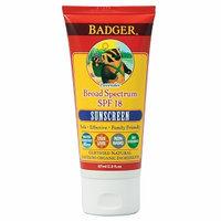 Badger Lightly Scented Sunscreen SPF 15