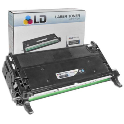 LD Xerox Phaser Compatible High Capacity Black 113R00726 Laser Toner Cartridge for use in the Phaser 6180, 6180DN, 6180MFP, 6180MFP/D, 6180MFP/N & 6180N Printers