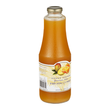 Fruits of the Nile Gourmet Nectar Mango Orange