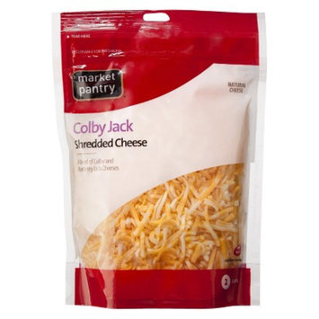 Market Pantry Shredded Colby Jack Cheese - 8 oz.