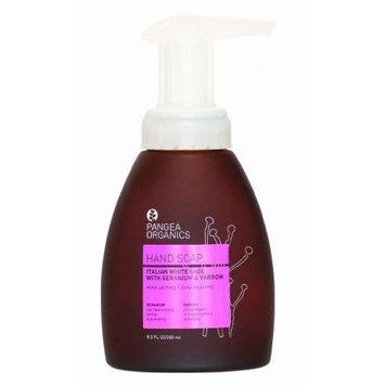 Pangea Organics Liquid Hand Soap, Italian White Sage With Geranium & Yarrow , 8.5-Ounce Bottle