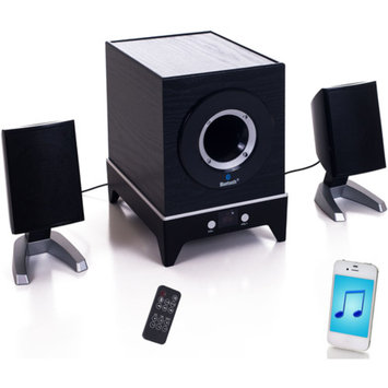 Northwest Bluetooth Multimedia 2.1 Channel Speaker System