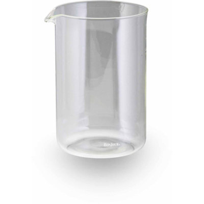 BonJour Coffee and Tea 12-Cup Clear Replacement Glass