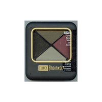 Black Radiance Eyeshadow Quartet Forest Sand (3-pack)
