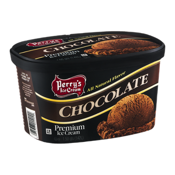 Perry's Ice Cream Chocolate