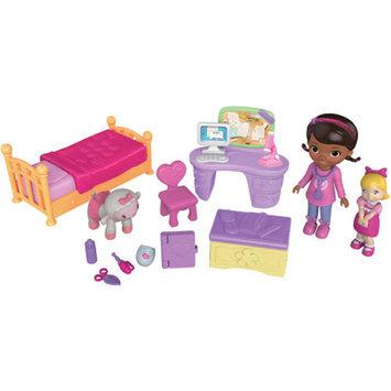 DOC MCSTUFFINS Disney Doc McStuffins Smiles Bedroom Play Set