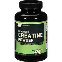 OPTIMUM NUTRITION ON Micronized Unflavored Creatine Powder Supplement 5000mg