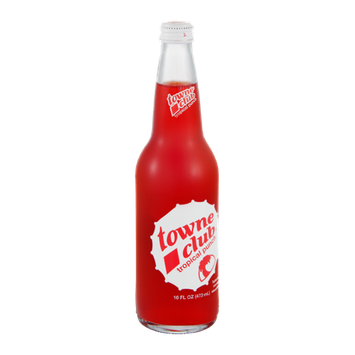 Towne Club Tropical Punch Soda