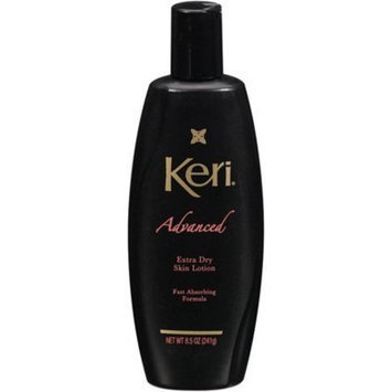 Keri Advanced Extra Dry Skin Lotion 8.5 Oz (Pack of 6)