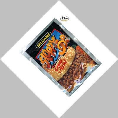 Williams Foods Williams Sloppy Joe Seasoning - 12 Pack