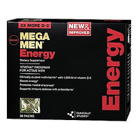 GNC Men's Mega Men Energy Vitapak