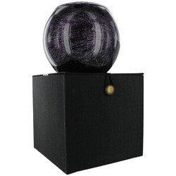 Amethyst Galaxy Globe