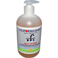 California Baby Super Sensitive Moisturizing Handwash