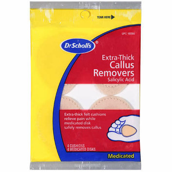 Dr. Scholl's Dr Scholl's: Extra Thick Medicated Callus Removers