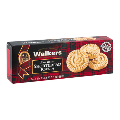 Walkers Pure Butter Shortbread Cookies