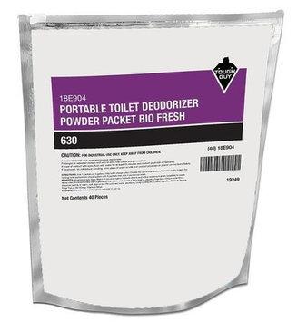 TOUGH GUY 18E904 Deodorizer, Size 70g,PK40