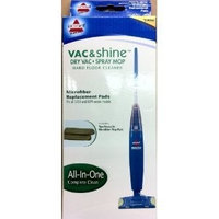 BISSELL 30A3 2-Pack Vac and Shine Pads