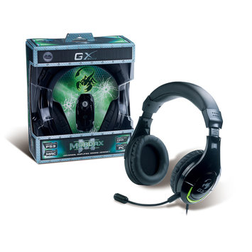 Genius Products GX HS G600 Headset Mordax