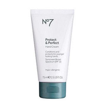 Boots No7 Protect & Perfect Hand Cream, 2.5 fl oz