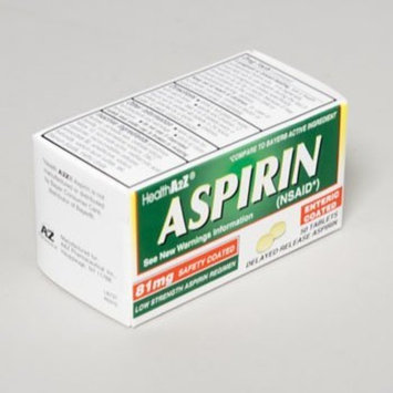DollarItemDirect ASPRIN ENTERIC COATED 50 CT TABLETS 81 MG BOXED COMPARE TO, Case Pack of 24