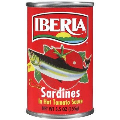 Iberia Sardines In Hot Tomato Sauce