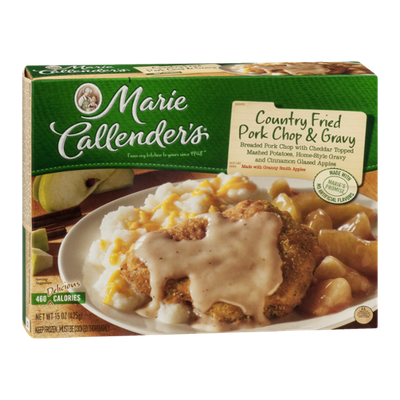 Marie Callender's Country Fried Pork Chop & Gravy