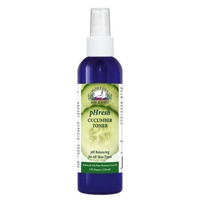 pHresh Cucumber Toner Laid In Montana 4 oz (120 ml) Liquid