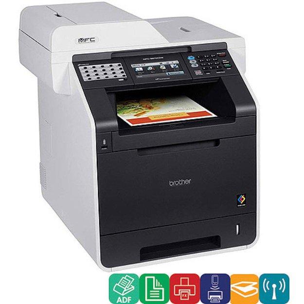 Brother MFC-9970CDW Wireless All-in-One Laser Printer BRTMFC9970CDW