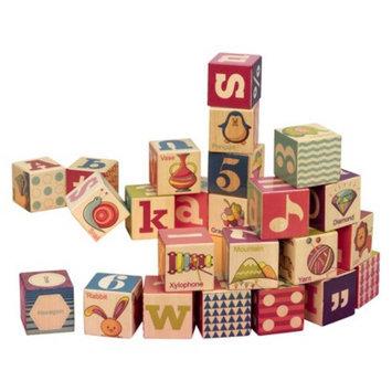 B. toys B. Puzzled (Wooden Blocks 24pcs)