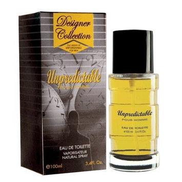 Unpredictable 3.4 Fl. oz. Eau De Toilette Spray For Men By Designer Collection
