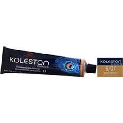 Wella Color Wella Koleston Perfect Color 6/07 Dark Blonde/Natural Brown 2oz