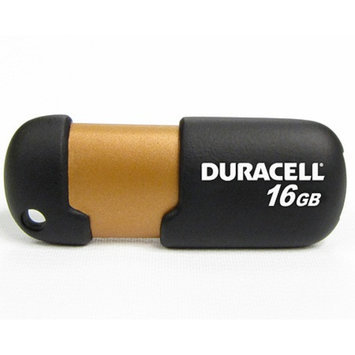 Duracell USB 2.0 Memory Flash Drive 16B