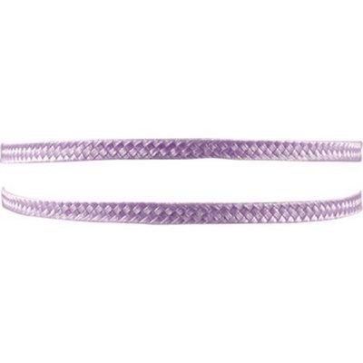 Smoothies Woven Thin Double Headband - Lavender 01287