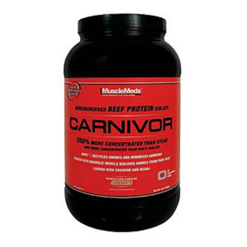 MuscleMeds Carnivor Bioengineered Beef Protein Isolate