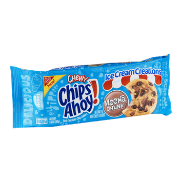 Nabisco Chips Ahoy! Ice Cream Creations Chewy Chocolate Chip Cookies Mocha Chunk