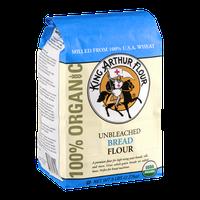 King Arthur Flour 100% Organic Unbleached Bread Flour
