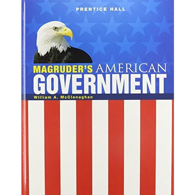 Magruder's American Government 2009, Student Edition