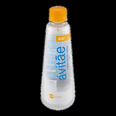 Avitae Caffeinated Water 45mg