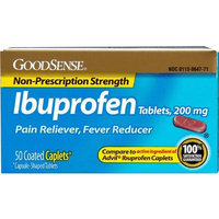 Good Sense Ibuprofen 200 Mg Caplets Case Pack 24