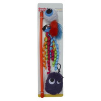 Boots & Barkley Cat Toy Monster Wand