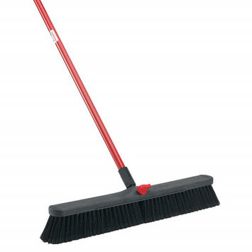 Libman 24 in. Smooth Surface Push Broom 801
