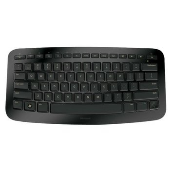 Microsoft Arc USB Keyboard - Black (J5D-00001)