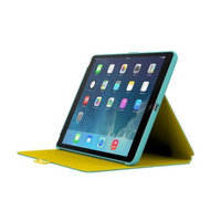 Speck Products Speck StyleFolio for iPad Air - Blue/Yellow