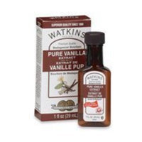 Watkins All Natural Extracts, Pure Madagascar Bourbon Vanilla Extract, 1 Fluid Ounce