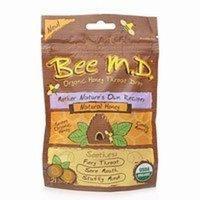 Bee M.D. Organic Honey Throat Drop - 21 drops