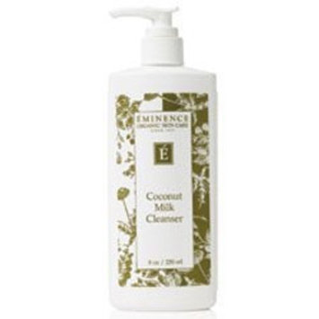 Eminence Organic Skin Care Eminence Organics Coconut Milk Cleanser 8 oz/250 ml